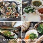 ác loại hải sản nướng đá vừa dễ chế biến, vừa ngon miệng lại không gây cảm giác ngấy